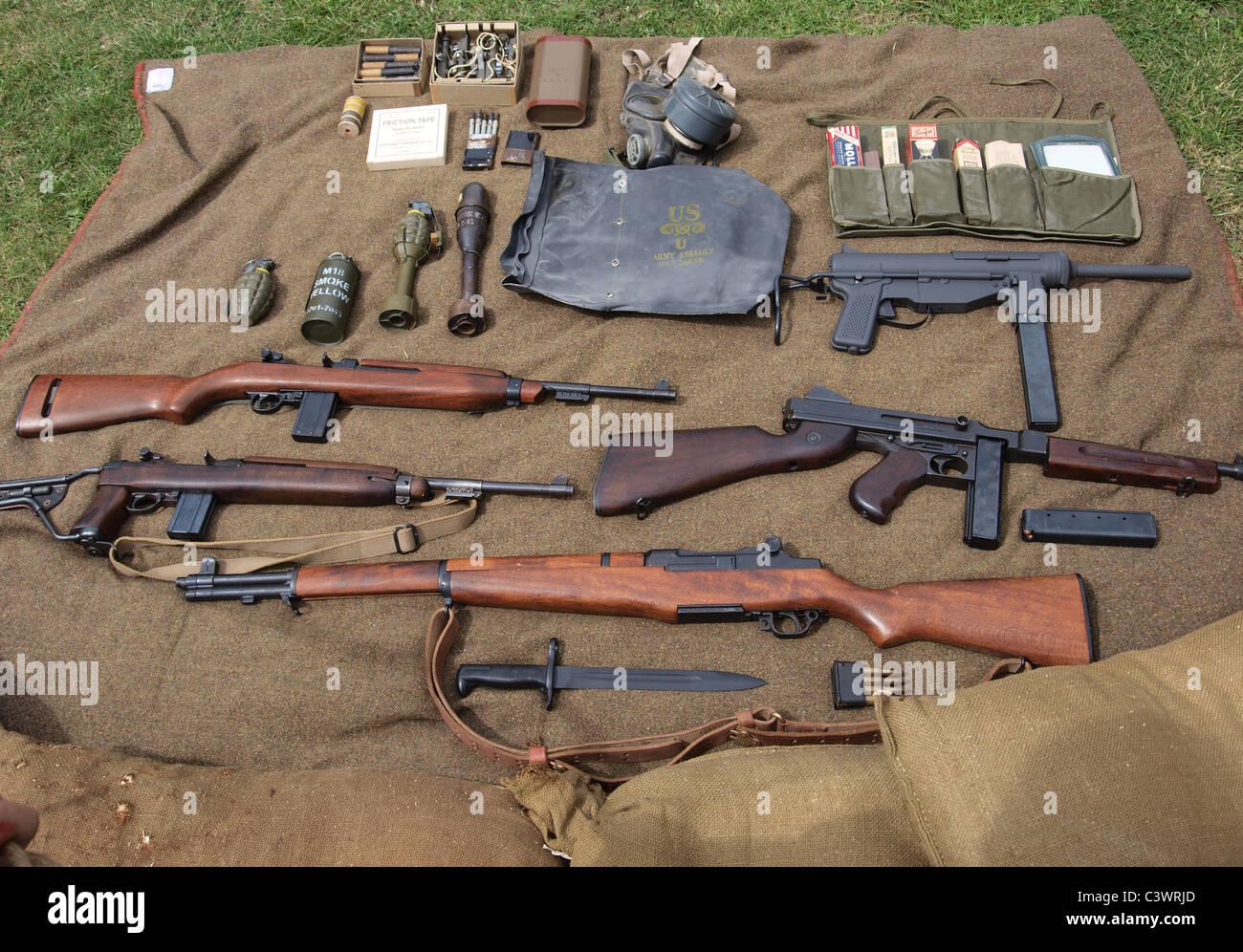 Ww2 weapons