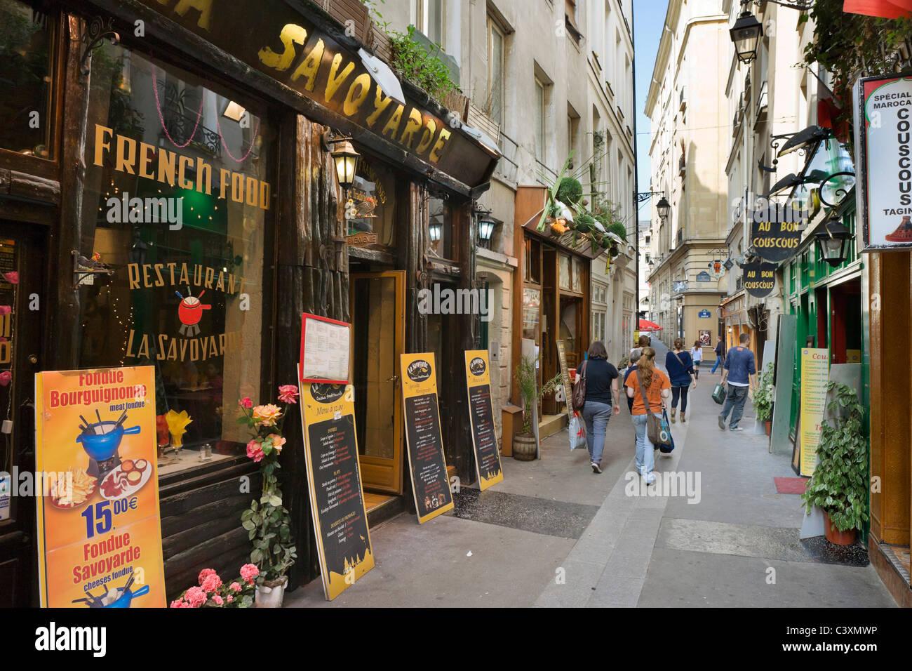 Restaurant Couscous Paris