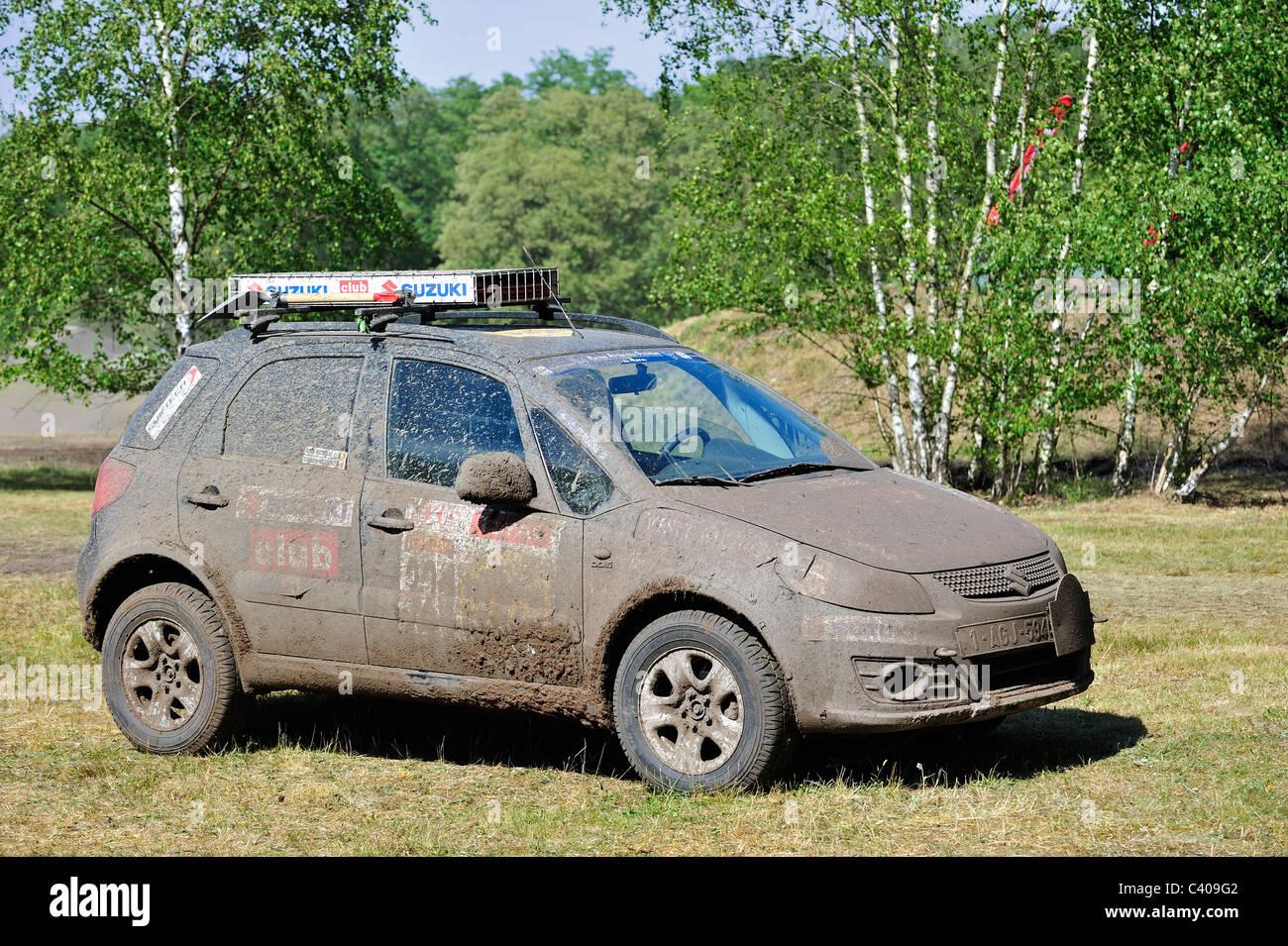 Suzuki Sx Tire Reset Video