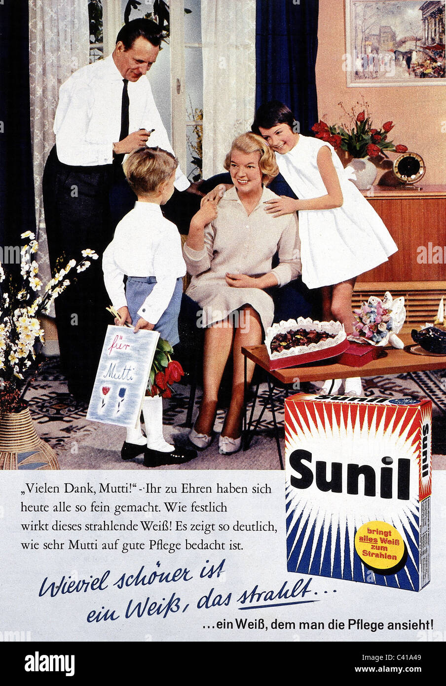 advertising household detergent washing powder quotsunil