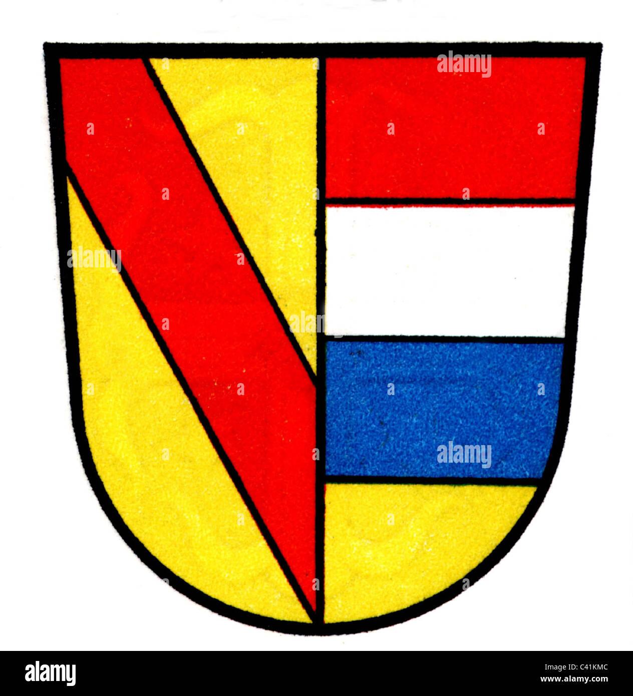 Bad Pforzheim coat of arms emblems pforzheim city arms baden wuerttemberg