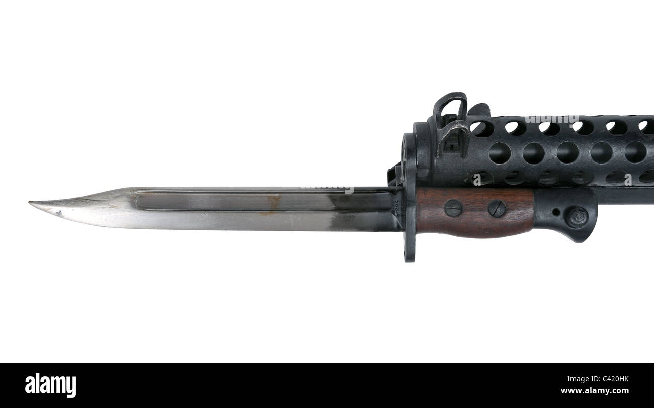 sterling machine gun