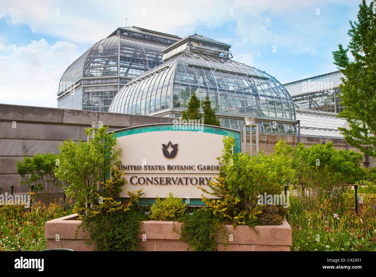 United States Botanic Garden Conservatory, Washington DC