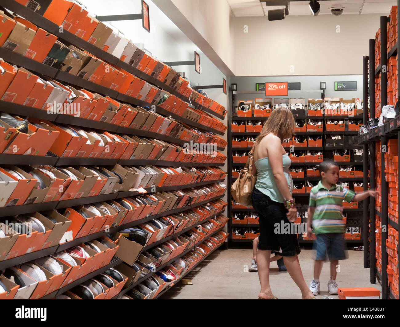 nike shoes at nike factory store