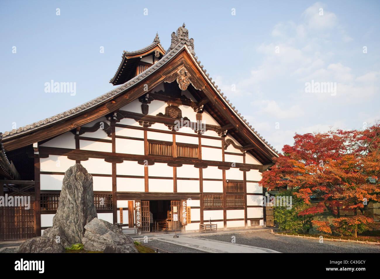 Tenryu-ji Temple - Gaijin Go Japan
