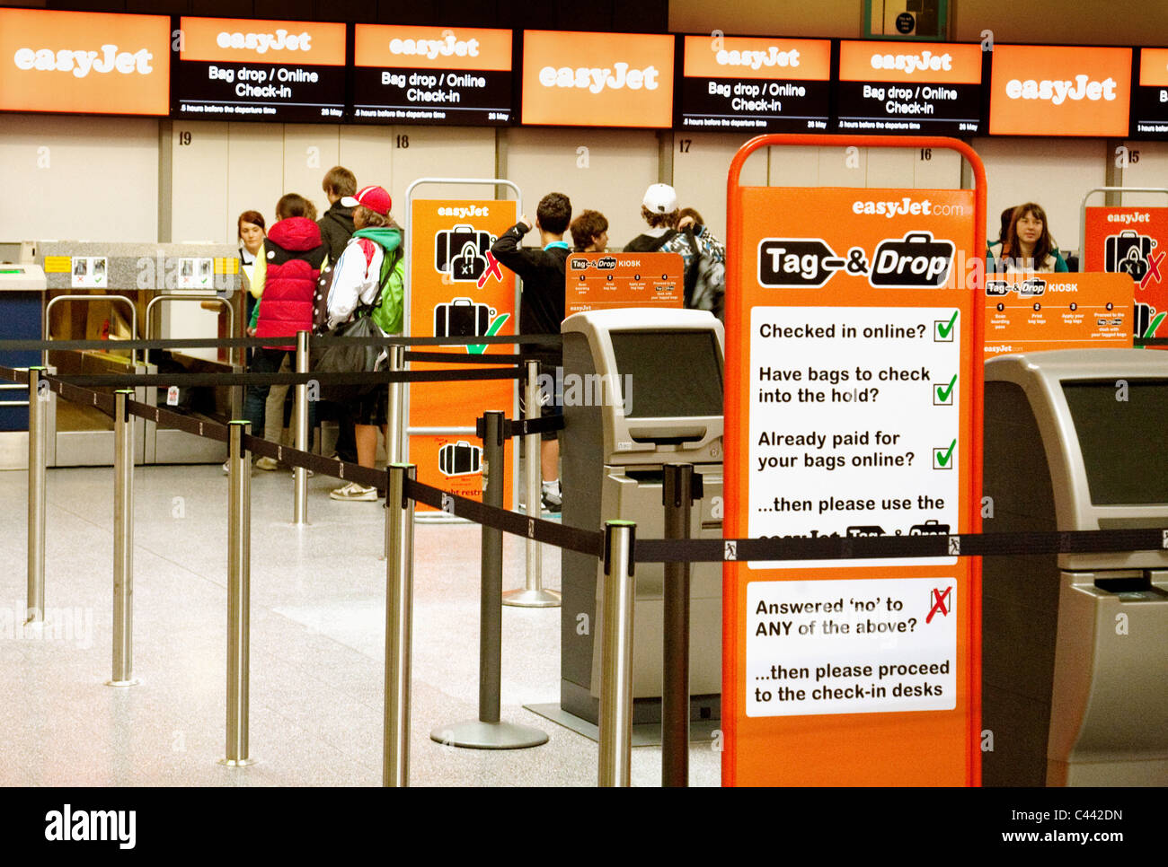 check in easyjet gatwick to milan - photo#15