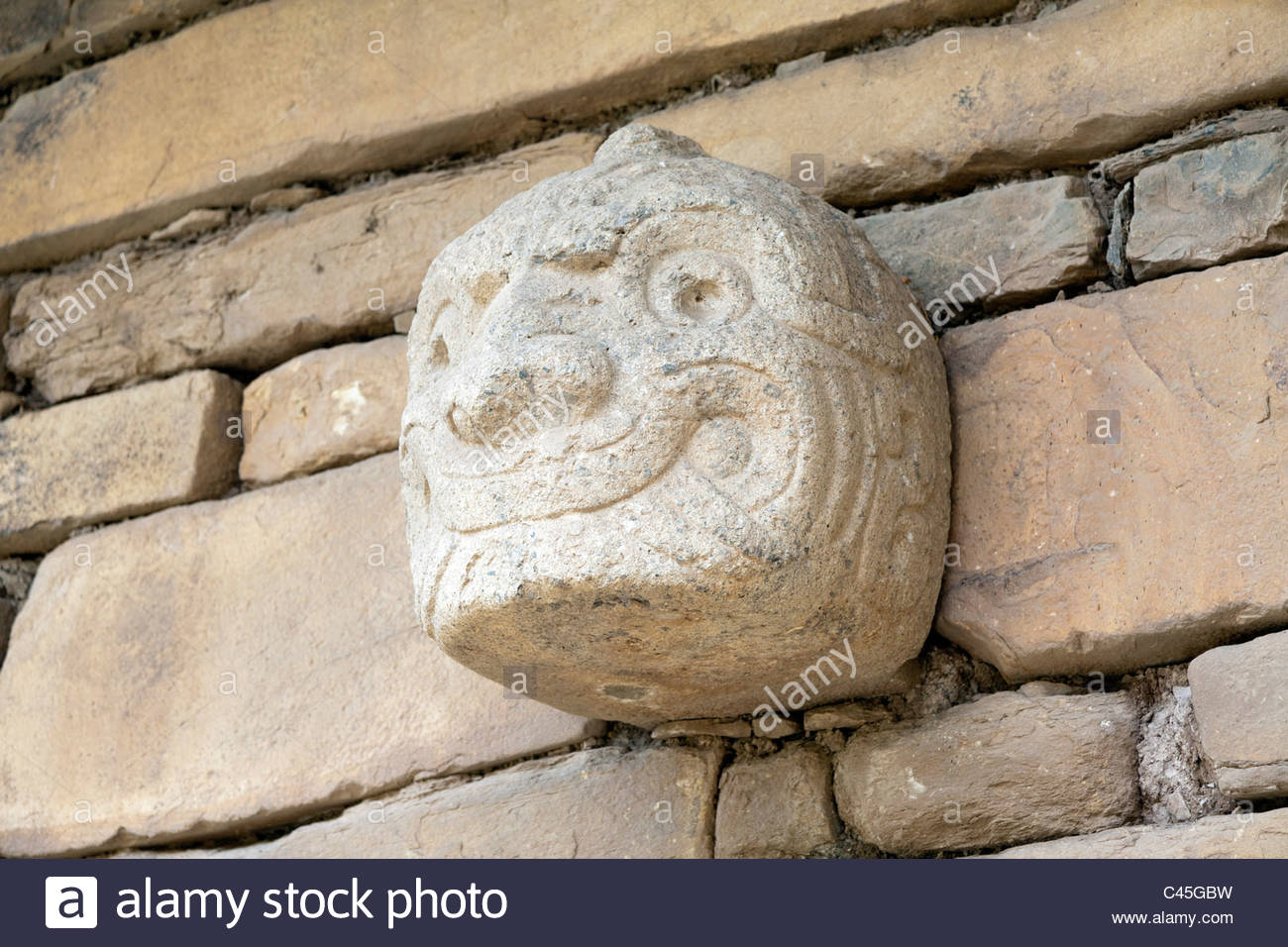 iconography at chavin de huantar Peru: bus - tour culture chavin de huantar (3180 m) culture chavin de huantar: located in the peruvian andes, chavín de huántar was the strategic capital and religious center of the pre-inca, chavín civilization.