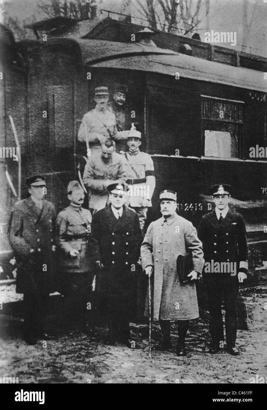 Compiegne 1918