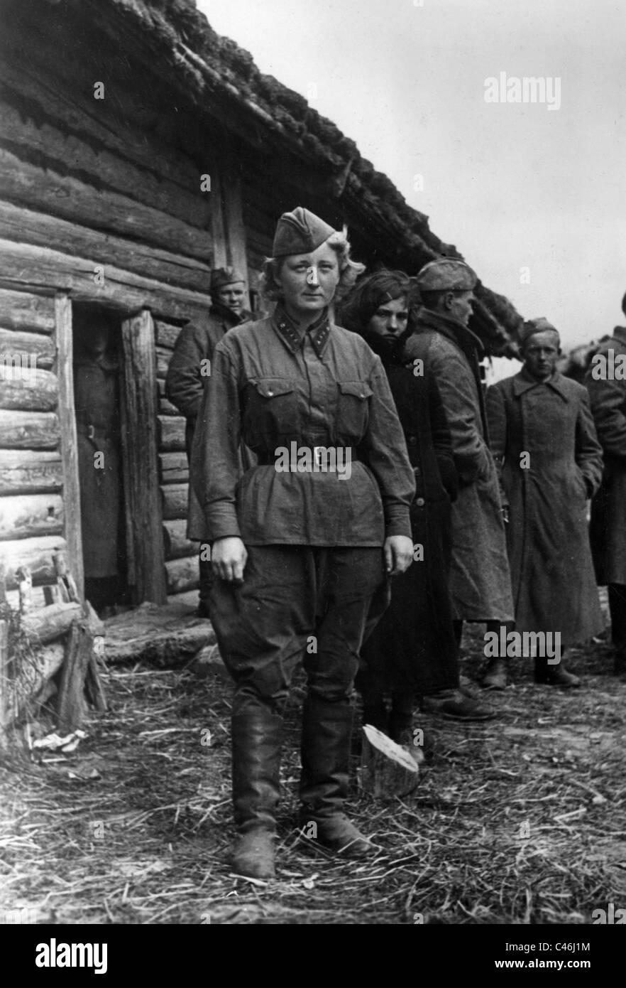 Russian Women At War Russian