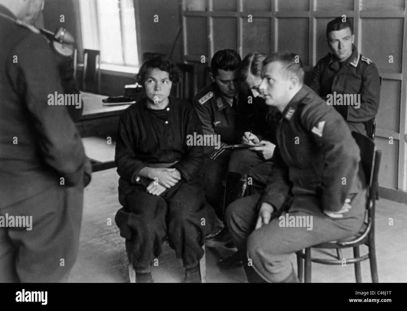 Russian Women In Air War 92