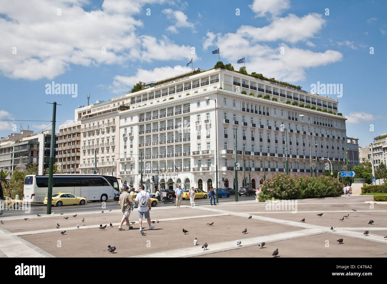 Hotel De Grande Bretagne Athenes