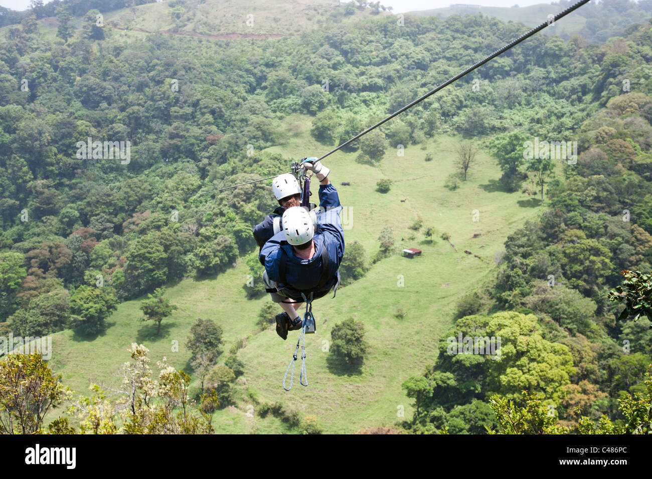 Super Cable Extremo Monteverde Canopy Tour Monteverde