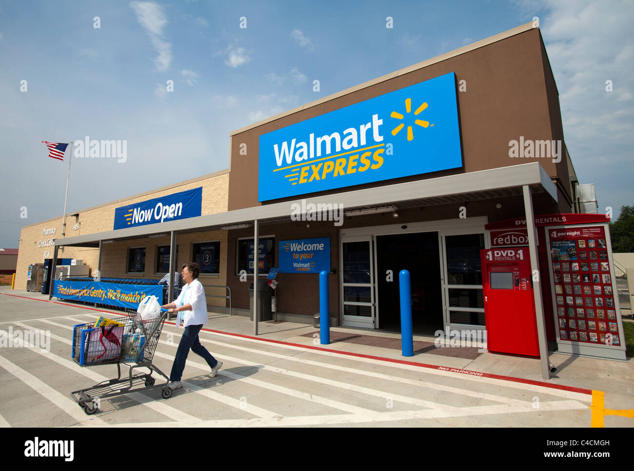 Express stock options walmart