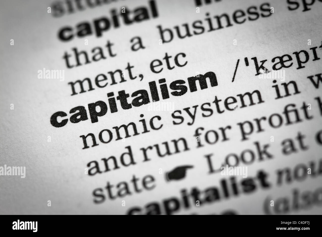 Capitalism Definition