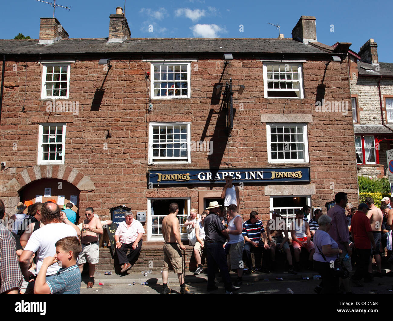 Appleby Map - Street and Road Maps of Cumbria England UK