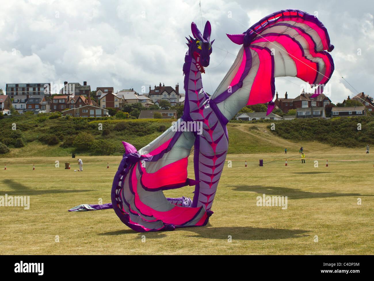 Giant Inflatable Dragon Kite