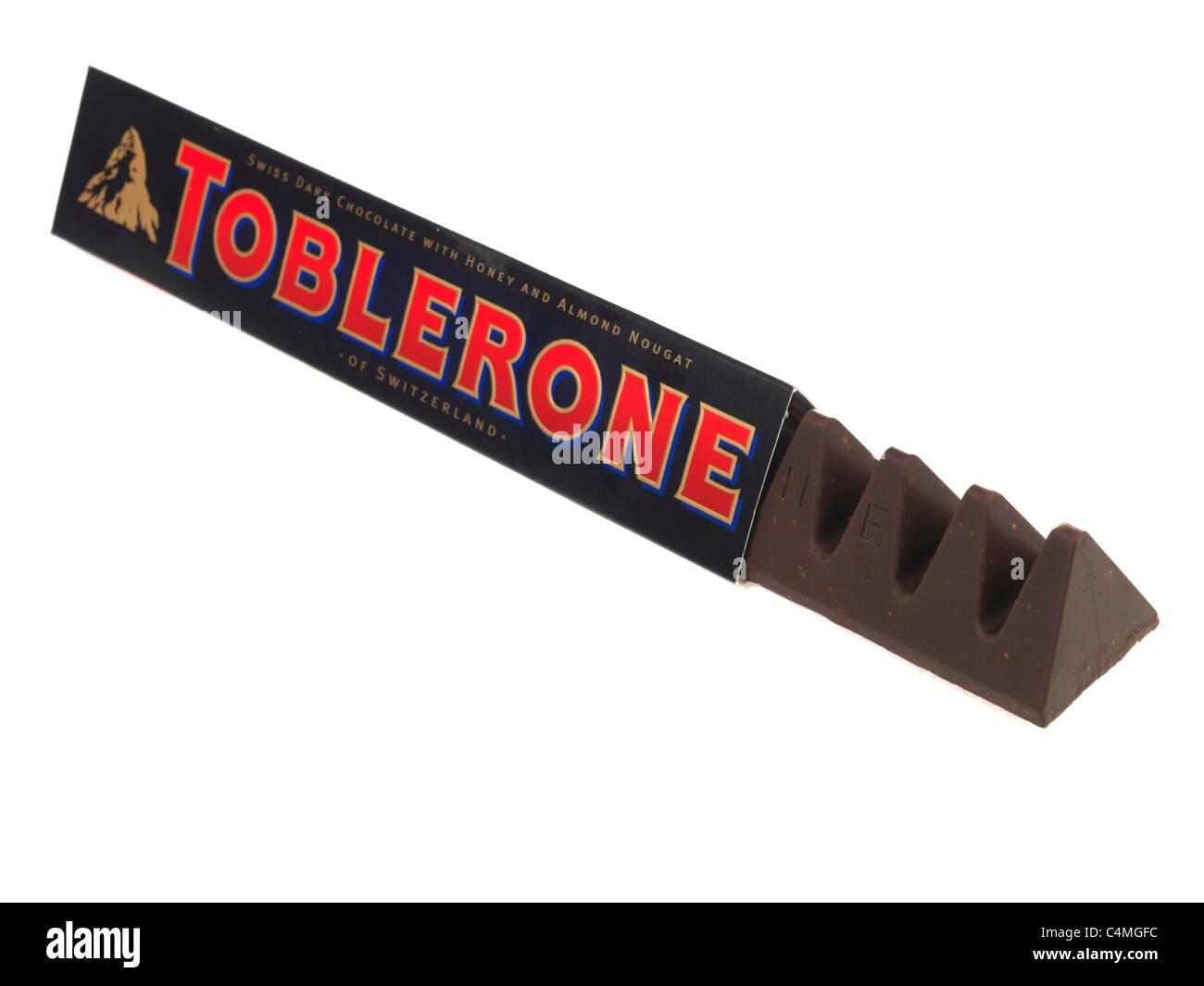 Toblerone Chocolate Bar Stock Photo, Royalty Free Image: 37331376 ...