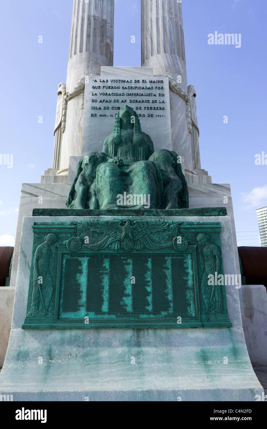 Monumento a las v ctimas del maine havana cuba for 260 sailors who died