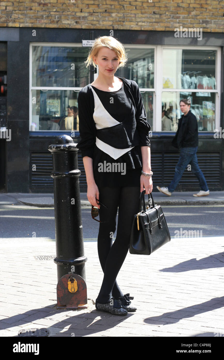 Street Style Emily On Carnaby Street Soho London In