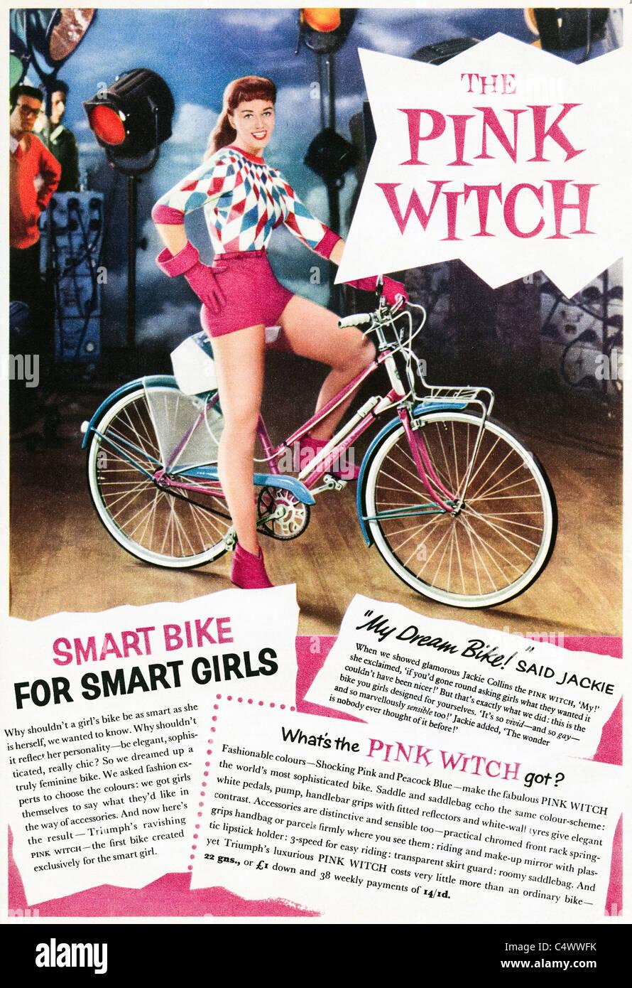Original Period Advertisement In Magazine Circa 1958 Advertising