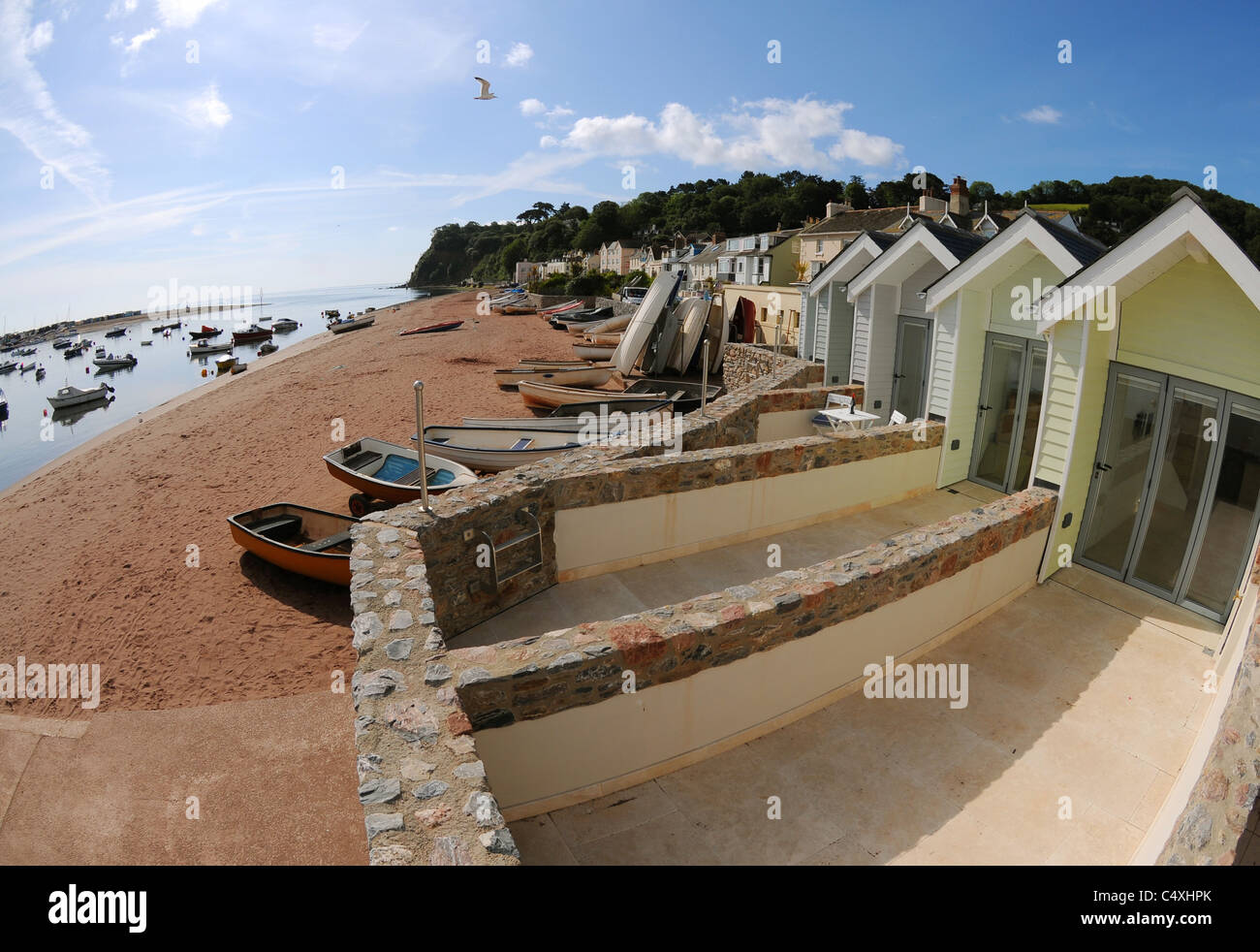 Teignmouth Beach Huts For Sale