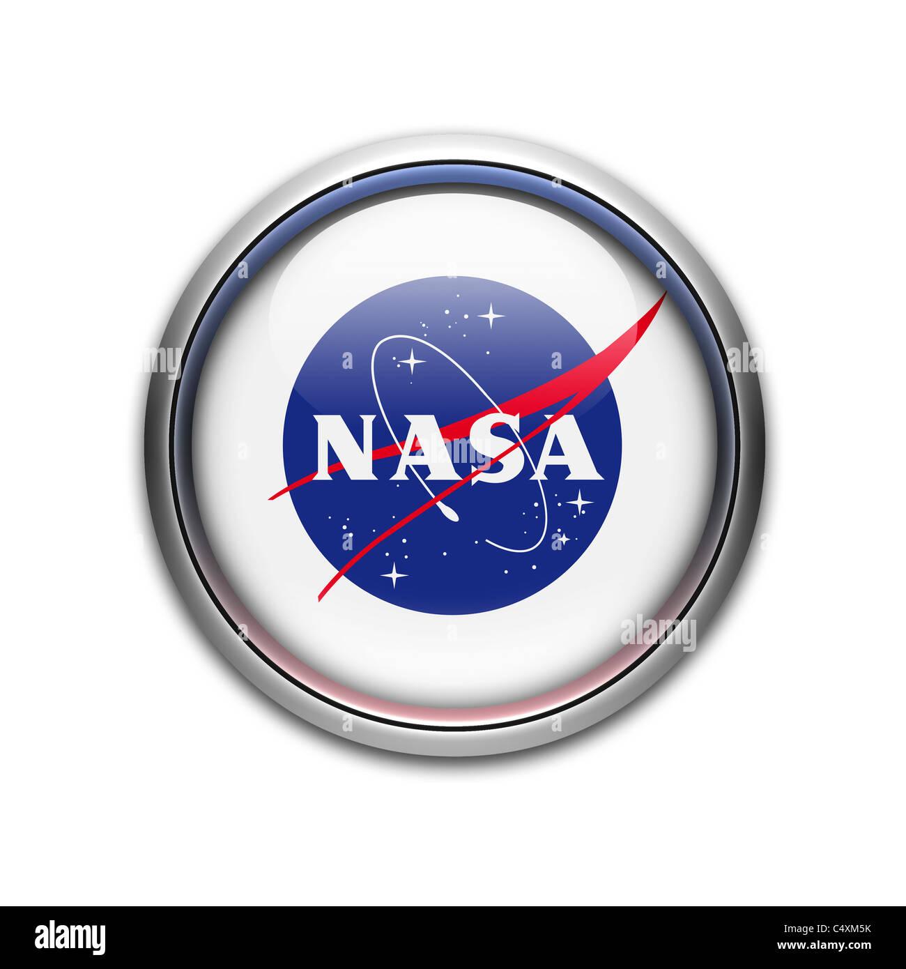 nasa logo flag
