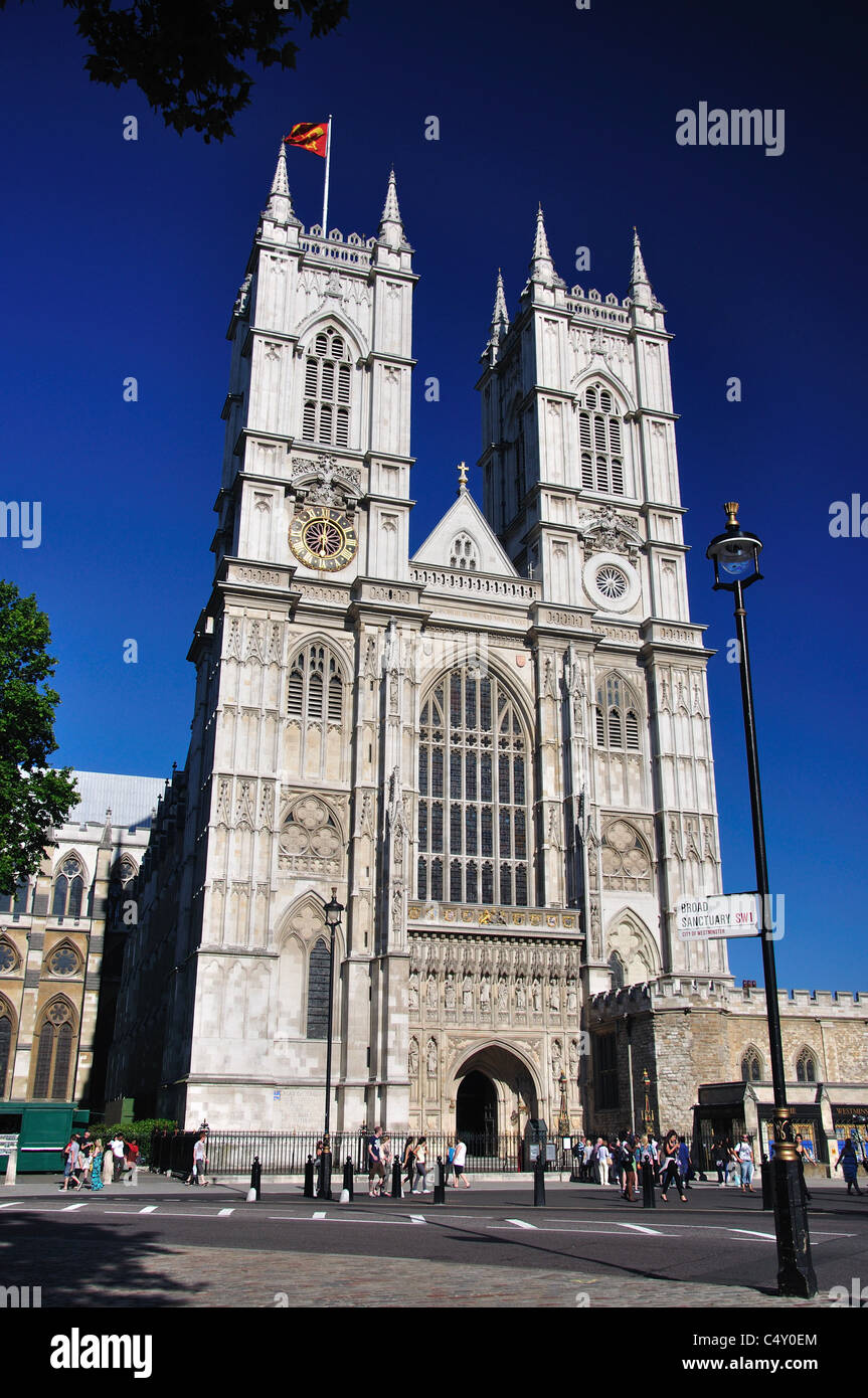 The Great West Door Westminster Abbey Westminster City of Westminster Greater London England United Kingdom & The Great West Door Westminster Abbey Westminster City of Stock ... Pezcame.Com