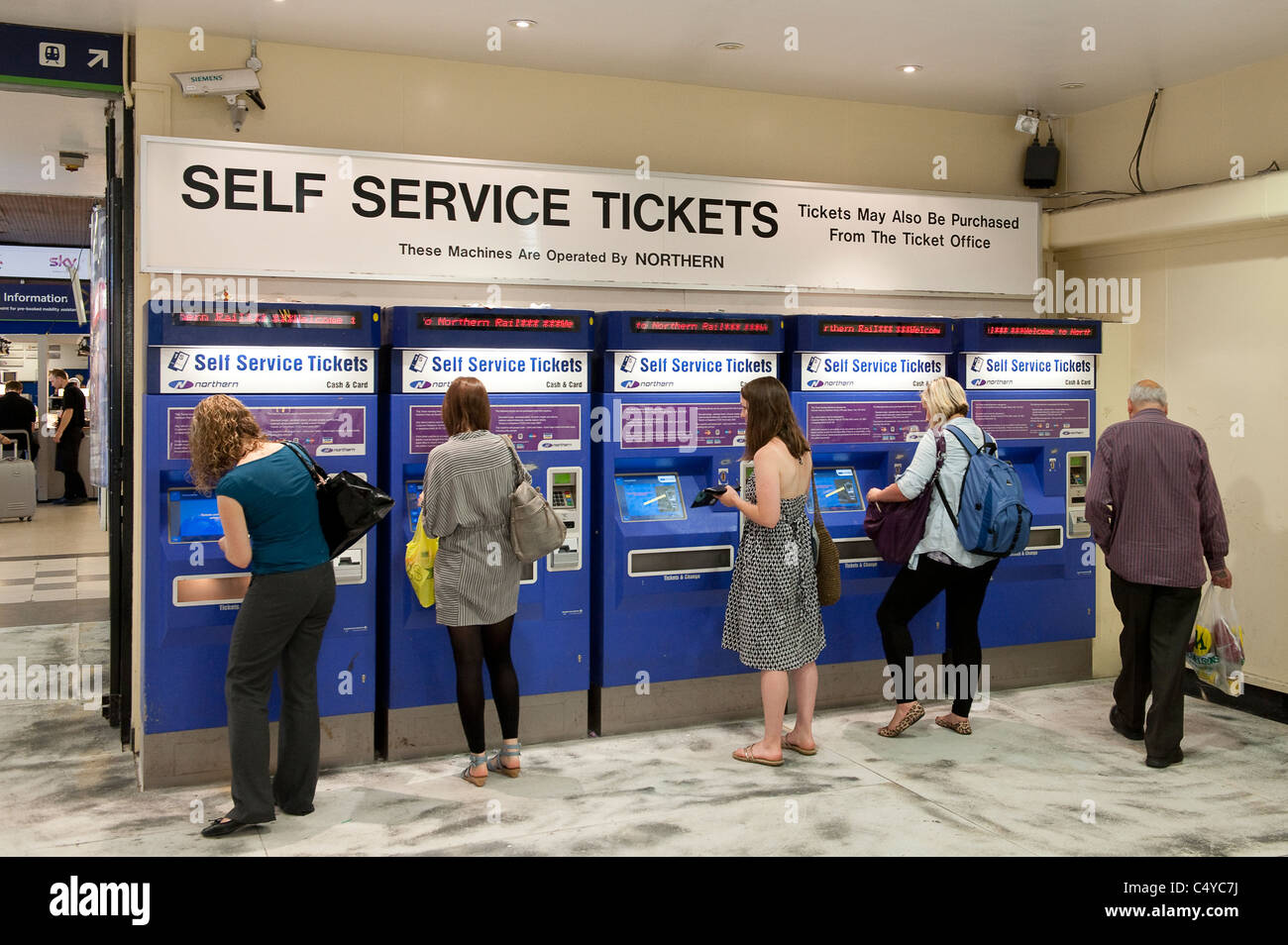 how to buy train ticket at nambour station