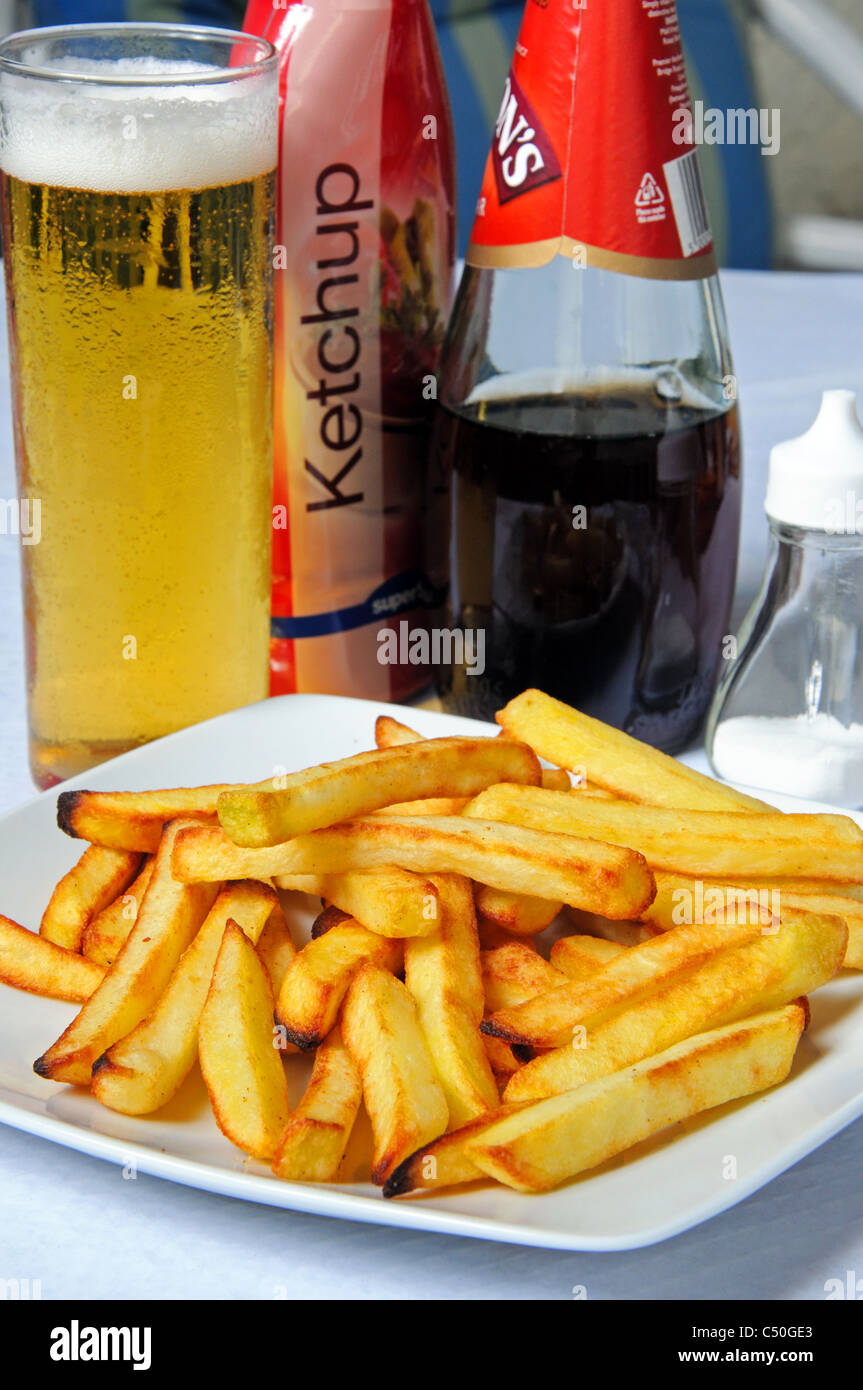 french fries and chips - photo #30