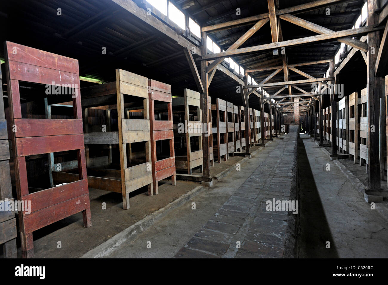 Auschwitz Prisoners Stock Photos  Auschwitz Prisoners Stock - Concentration camp museums in usa