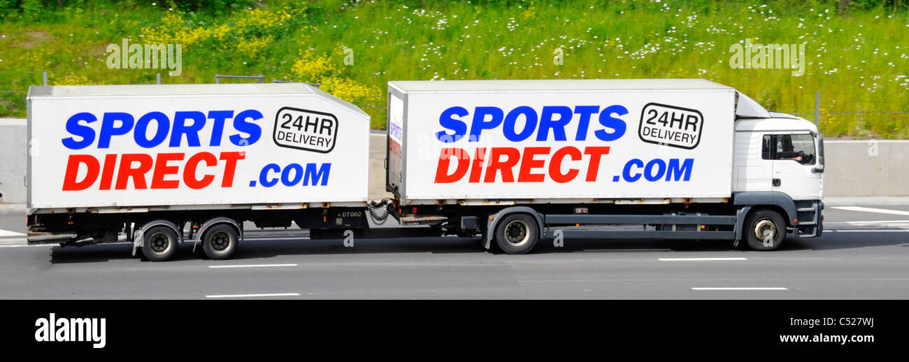 Sports Direct don't offer free delivery on orders. Delivery prices range from £ to £ for UK addresses. Alternatively, if you choose the Click and Collect option which costs just £, you will be given a £5 voucher to spend in-store!