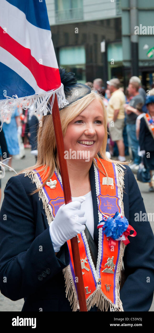 orange walk single girls Orange walk orangemen marching  for members of ladies' lodges to walk, although women are still massively  that have a strong loyalist heritage dating from the.