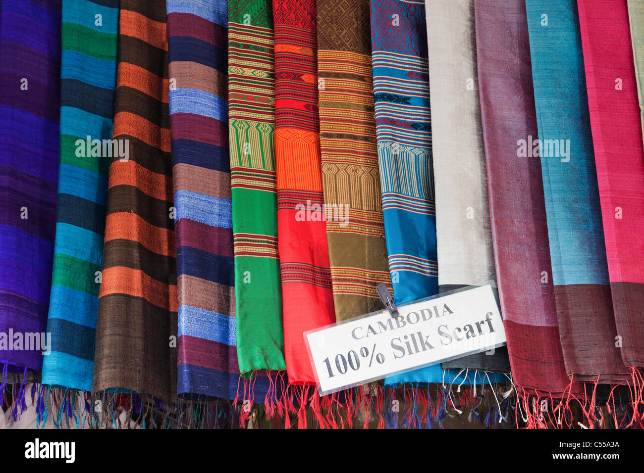 Colorful Scarves Stock Photos & Colorful Scarves Stock Images - Alamy