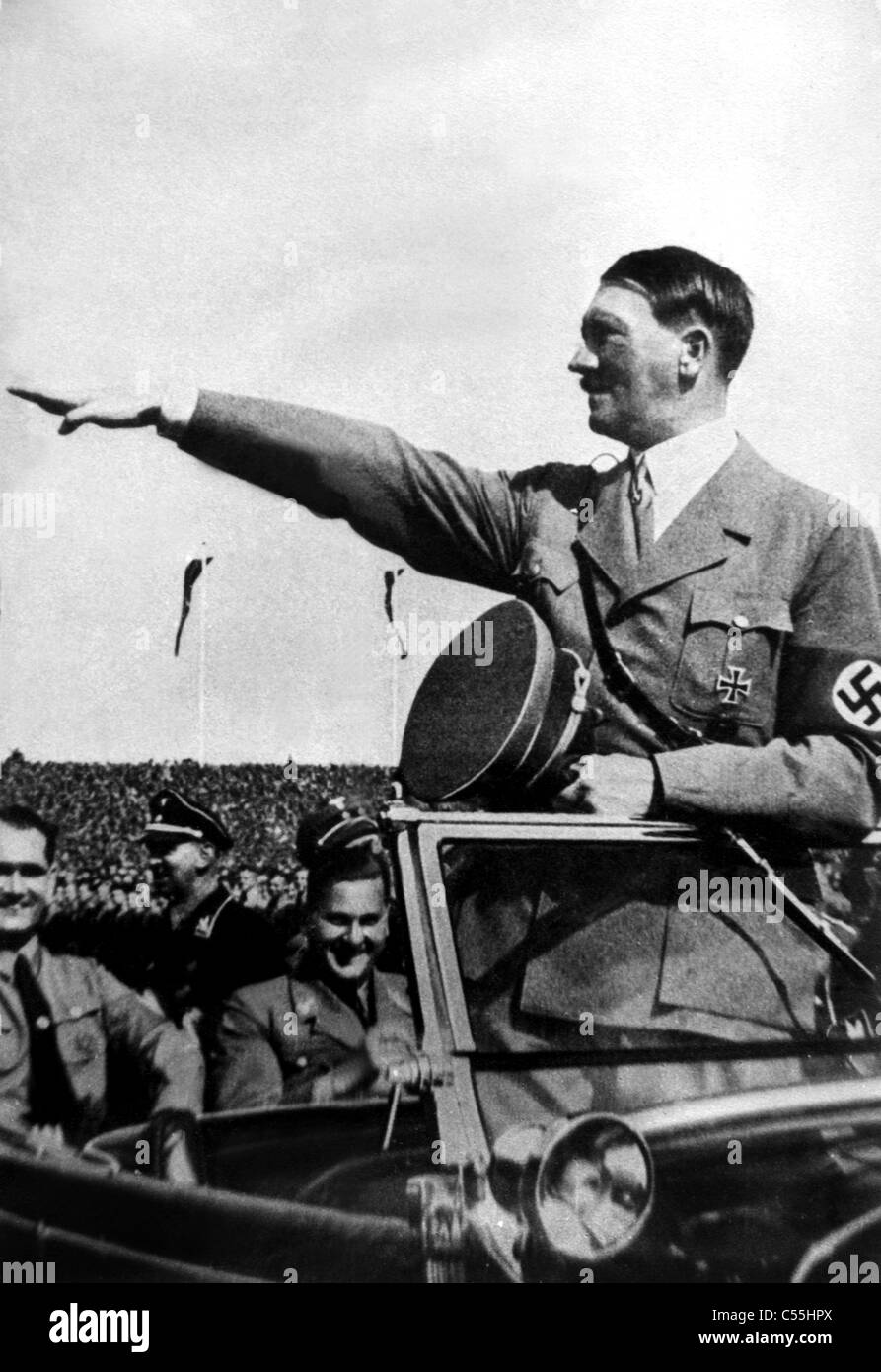 a biography of adolf hitler the fuhrer Adolf hitler is the austrian führer or leader of nazi germany and the wehrmacht, and one of the primary overarching villains of raid: world war ii tba.