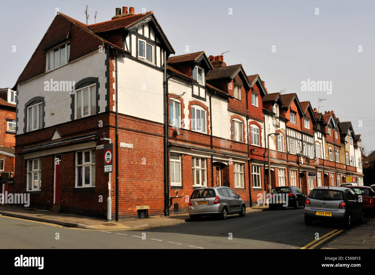 Back To Back Houses : Back to victorian red brick terrace houses chapeltown