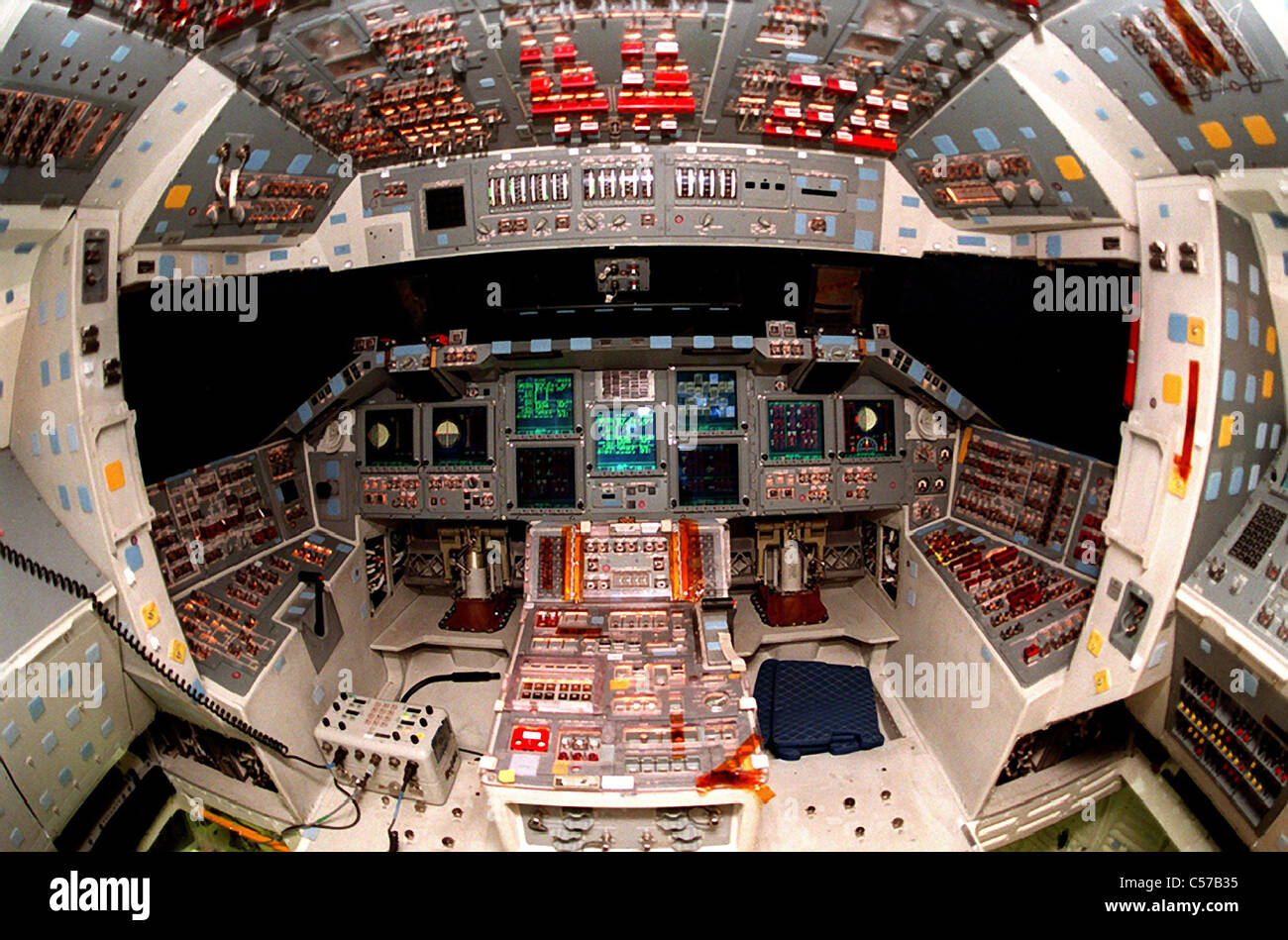 space shuttle cockpit takeoff - photo #19