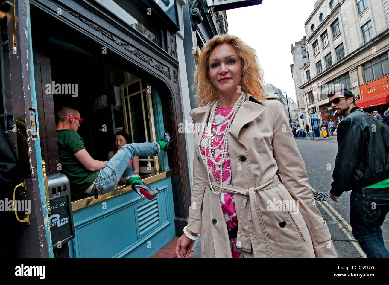 Transvestite london shop