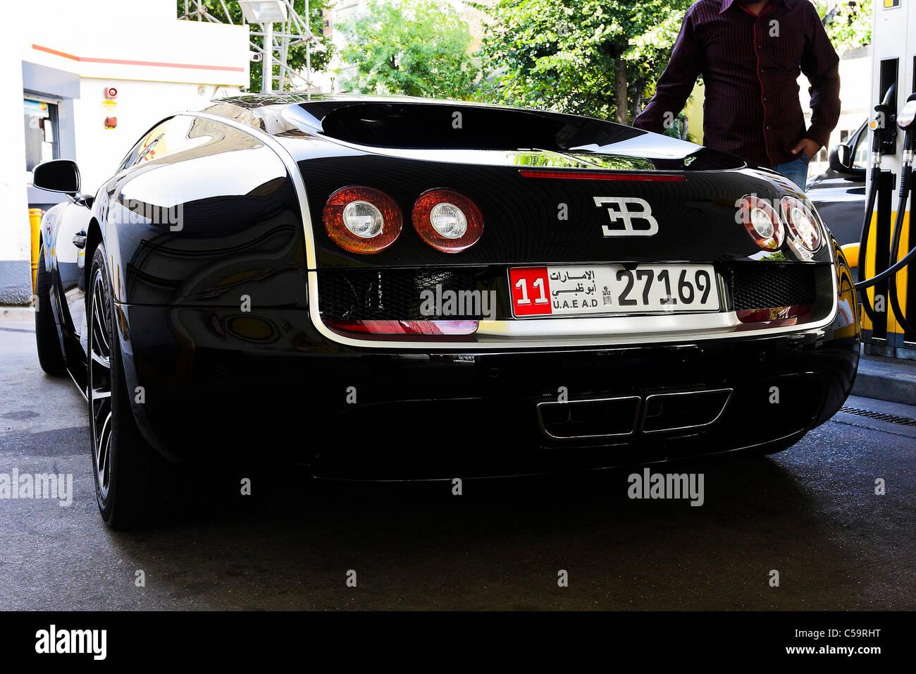 Supercars Rear View Stock Photos Supercars Rear View Stock