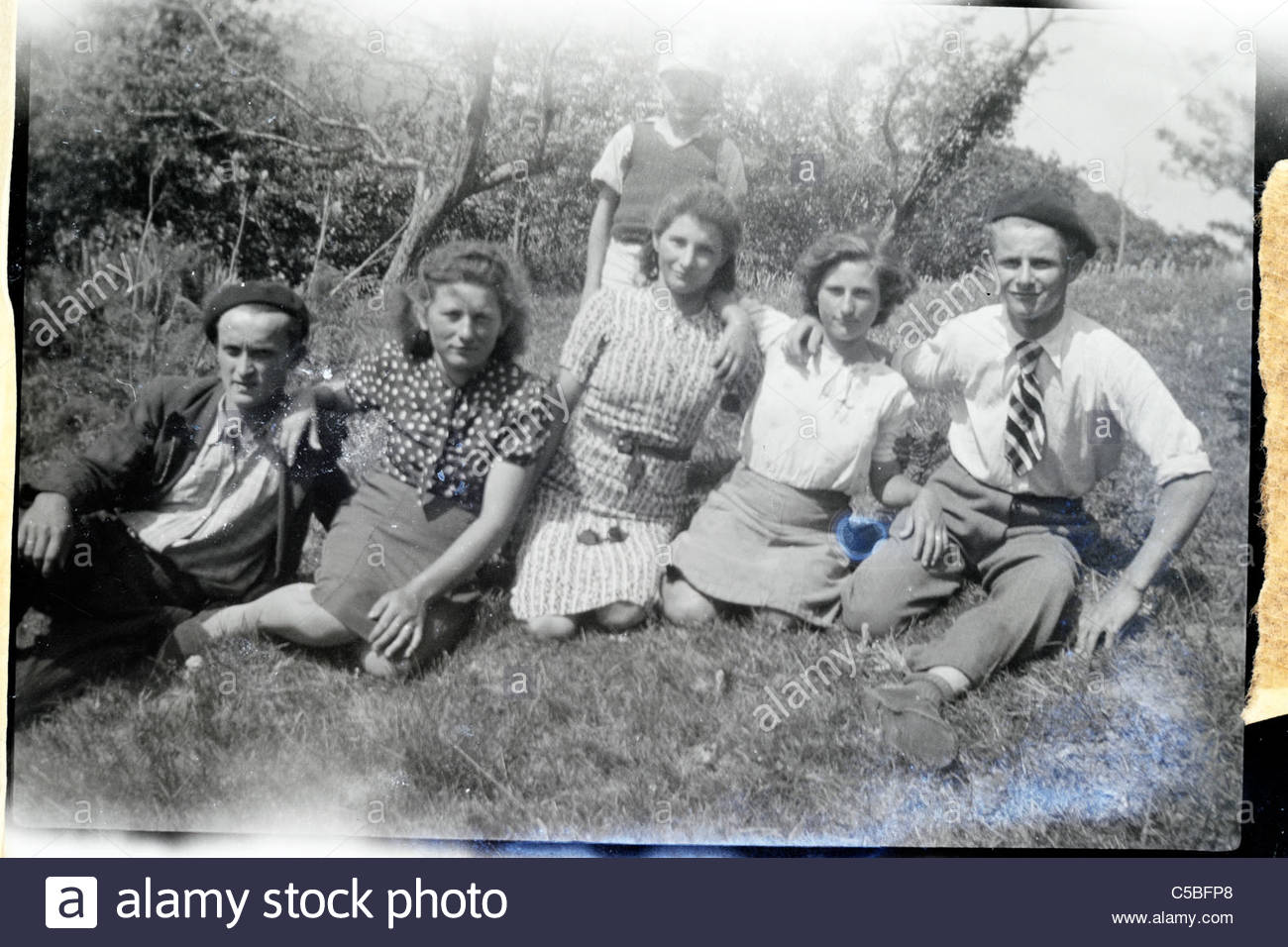 1950s young adults
