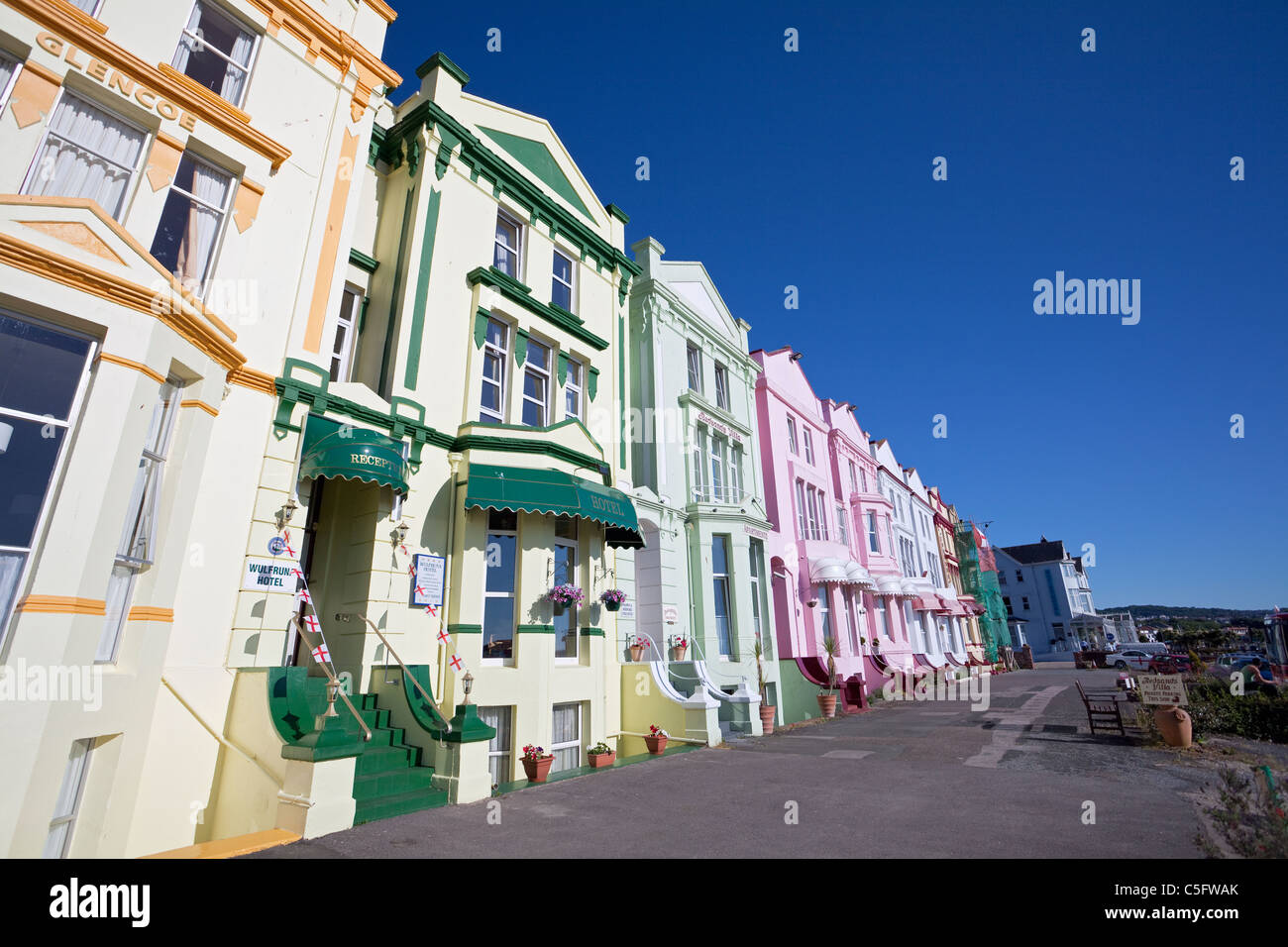 Hotels And Guest Houses In Paignton Devon