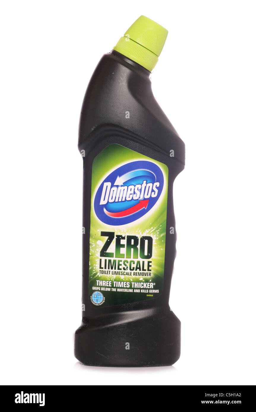 domestos zero limescale toilet cleaner bleach studio. Black Bedroom Furniture Sets. Home Design Ideas
