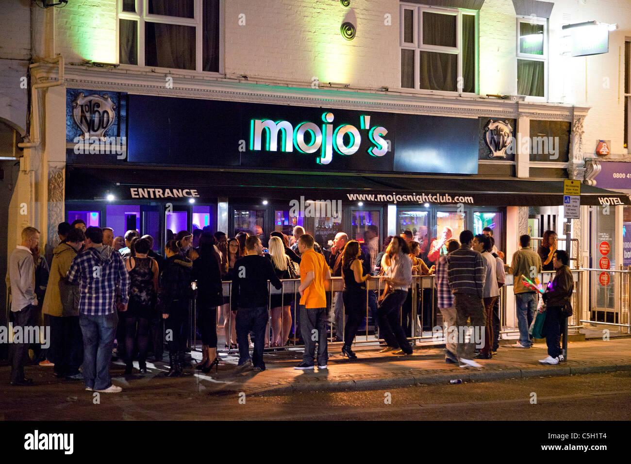 Mojo Restaurant London