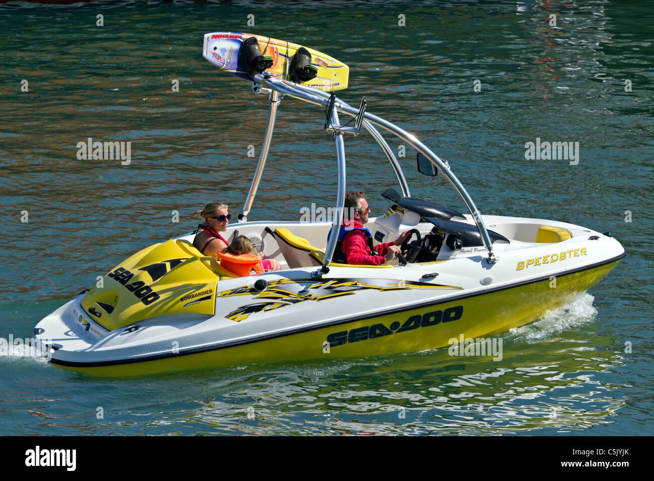 Sea Doo Jet Ski Boat Attachment Images