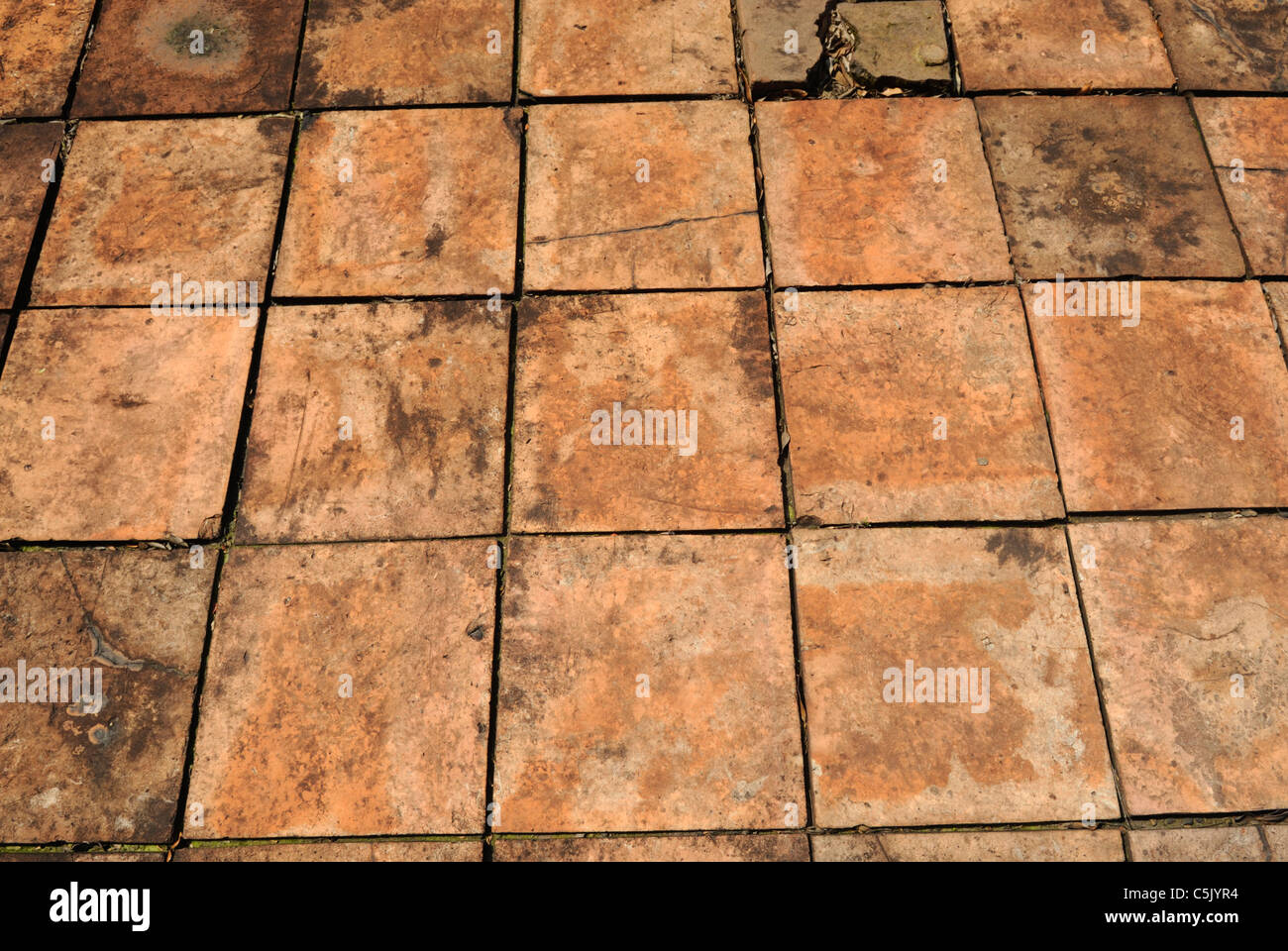 Asia vietnam hue floor tiles in the forecourt of the royal tomb floor tiles in the forecourt of the royal tomb of thieu tri designated a unesco world heritage site in dailygadgetfo Gallery