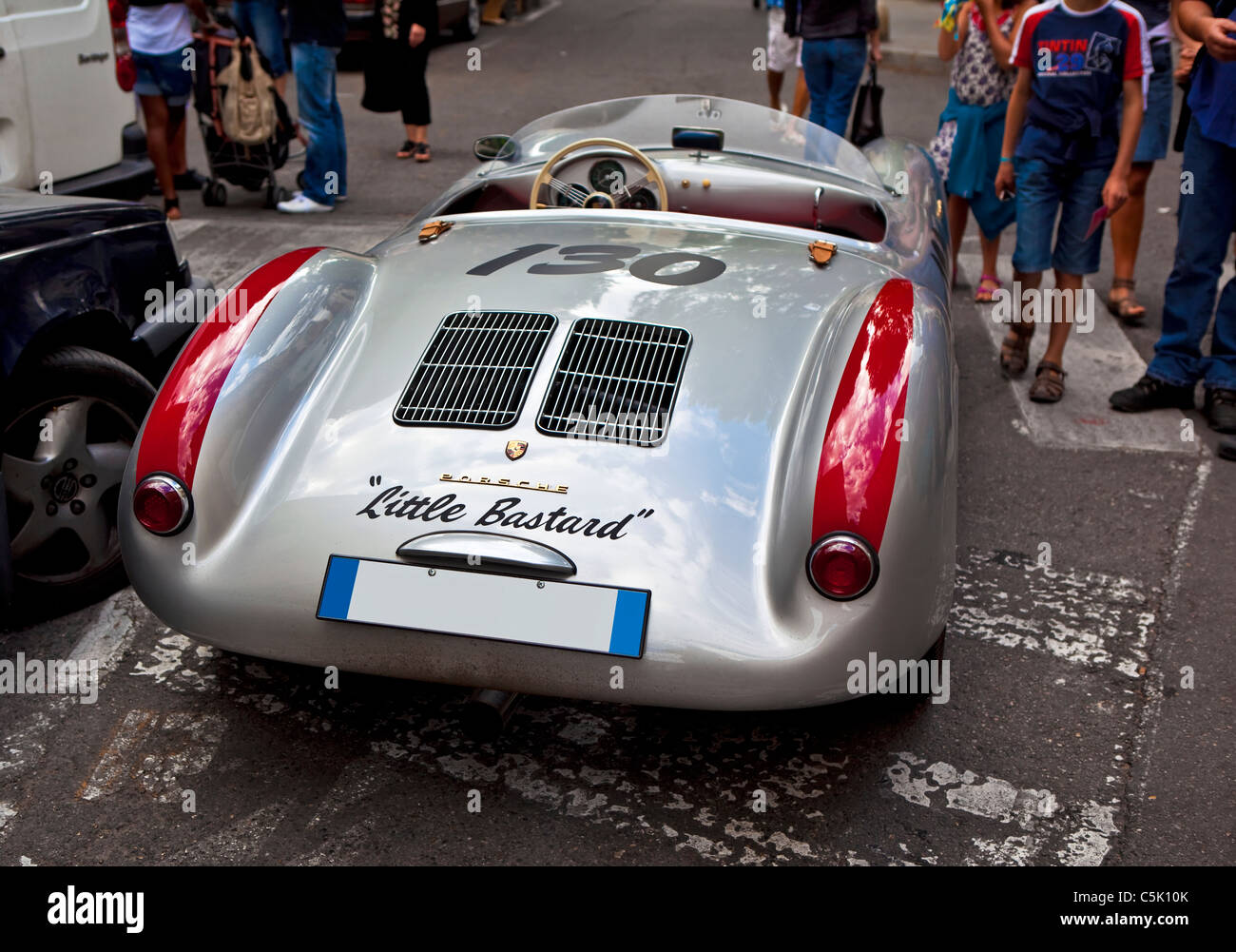 porsche spyder 550 james deans replica