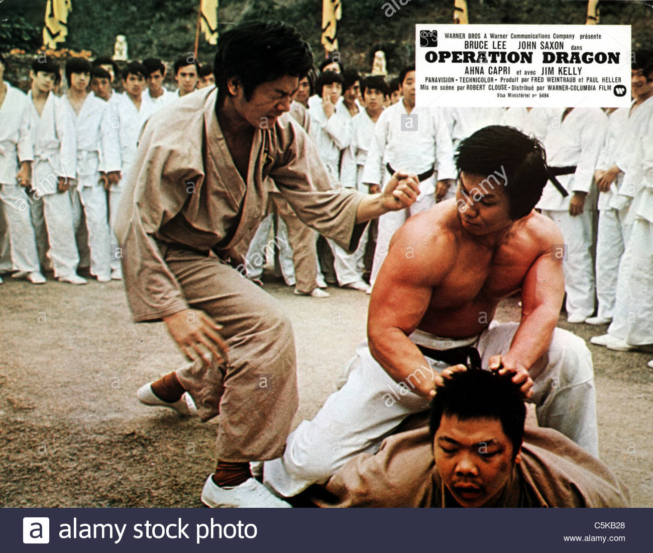 Enter the Dragon 1973 - IMDb