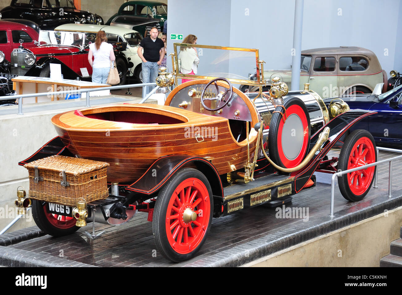 39 chitty chitty bang bang 39 replica car the national motor for New england motor car