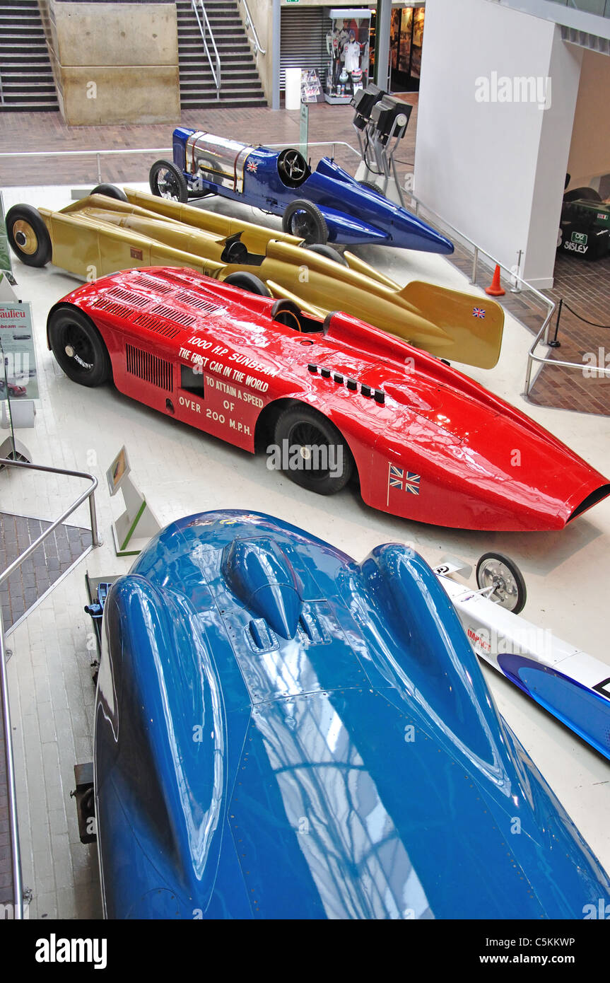 Bluebird and sunbeam world land speed cars the national for National motors used cars