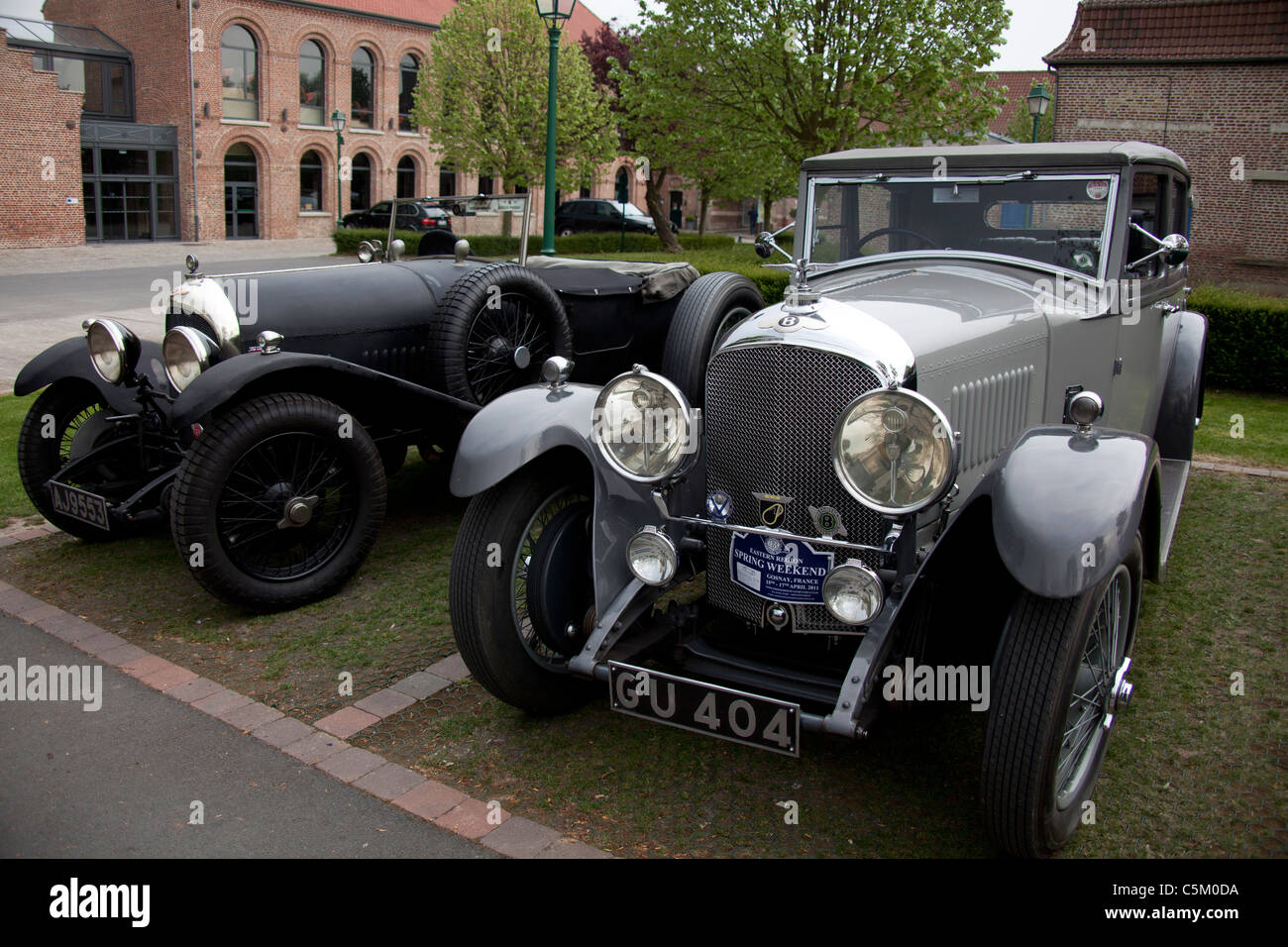 Bentley Vintage Motorcars, Special Sports Car And Saloon Car