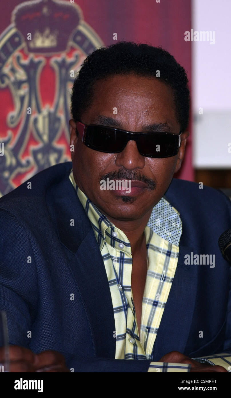 marlon jackson forever michael the tribute concert press